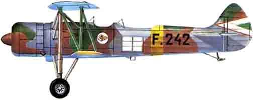 "WM-21 ""Solyom"" (10-я разведывательная эскадрилья, 1941 г.)"