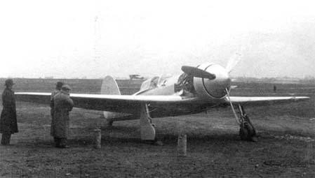Renard R-37 - фотография единственного прототипа_1937 г.