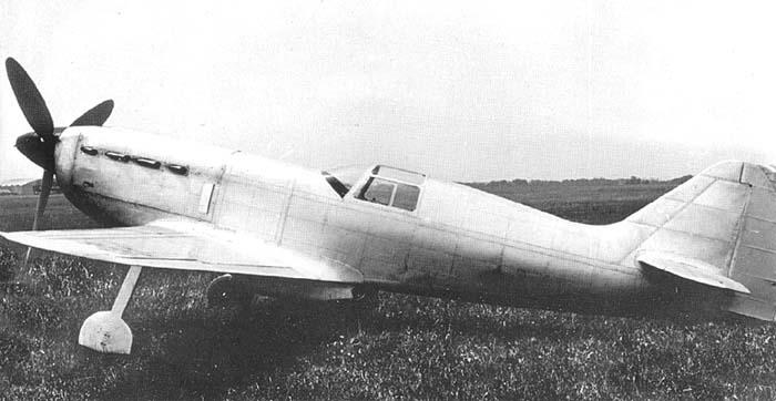 Dewoitine D.550