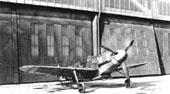 Bf.109V-31 - один из опытных самолётов на котором отрабатывались отдельные элементы конструкции Ме-309