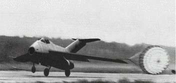 Focke-Wulf Ta-183A-1