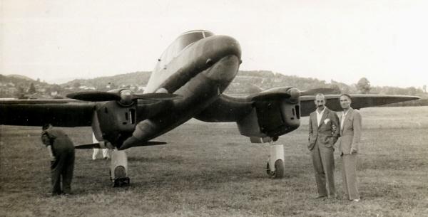 Первый прототип Q.R.14