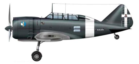 Reggiani Re.2003 - первый прототип
