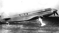 Бисноват СК-1 - первый прототип