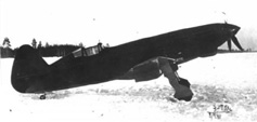 Бисноват СК-2 - первый прототип