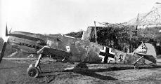 Messerschmitt Bf.109E-3, 1940 г.