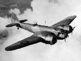 "Средний бомбардировщик Bristol ""Blenheim"" Mk.I, 1939 г."