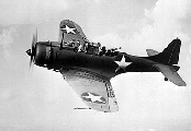 "Douglad SBD-3 ""Dauntless"", 1941 г."