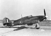 """Hawker """"Hurricane"""" Mk.I, 1940 г."""
