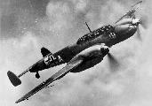 Messerschmitt Bf.110F