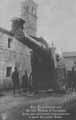 Obice 305/17 mod.1917 на лафета De Stefano захваченная немецкими войсками, 1917 г.