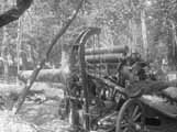Obice 305/17 mod.1917 брошеная на позиции