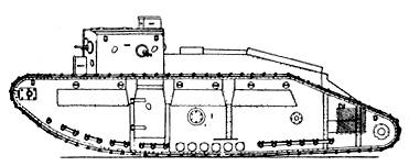 Medium Tank Mk.C