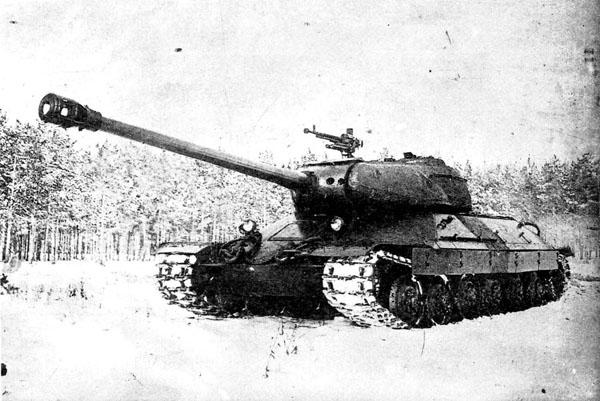 Тяжёлый танк ИС-6 , характеристики и описание