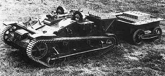 Hotchkiss Chennilette Infanterie (1936 г.)