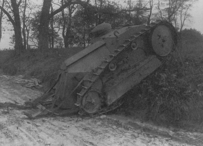 Ford 3-ton Tank