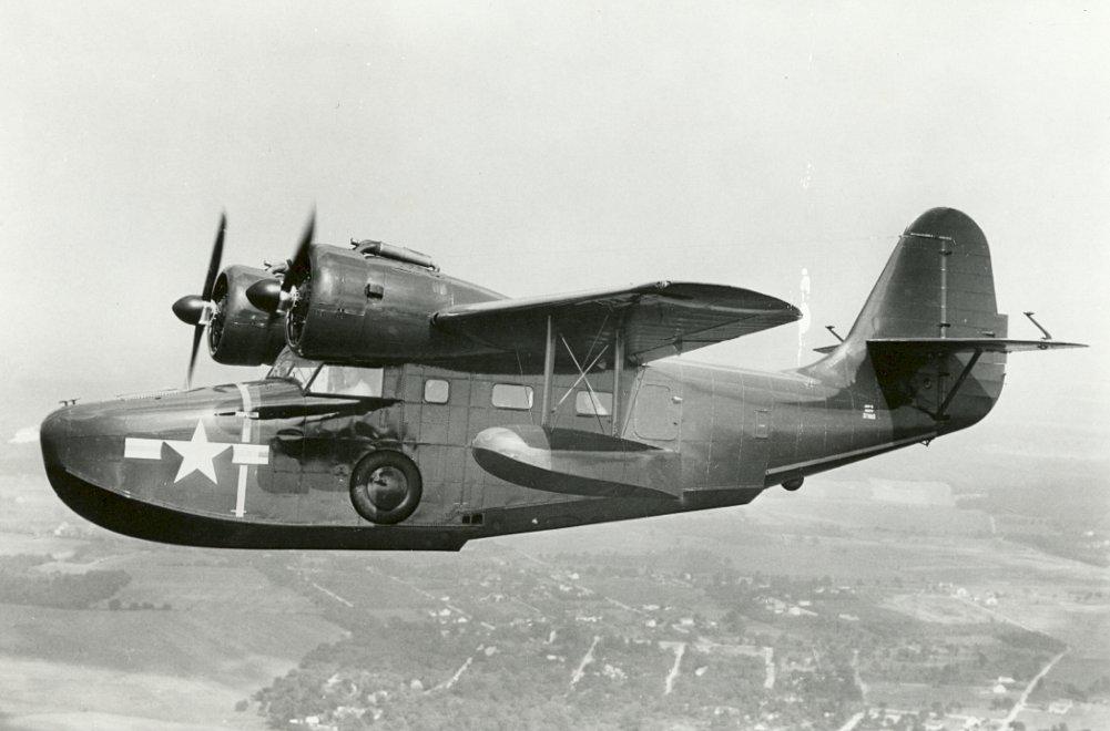 "Grumman OA-9 ""Goose"
