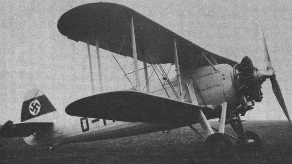 Heinkel He-50A
