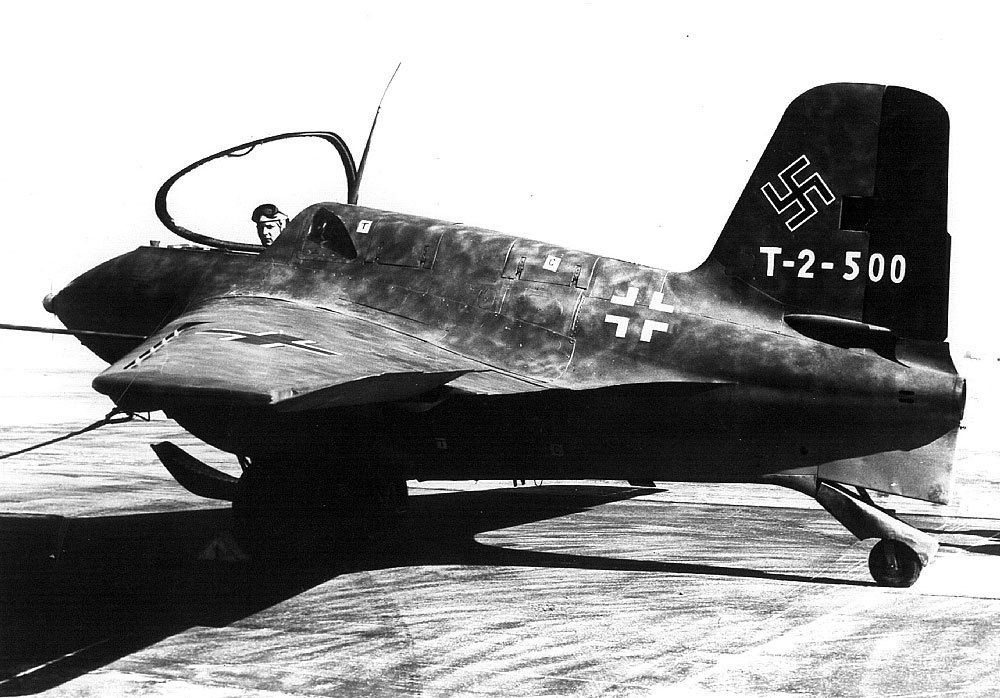 Messercshmitt Me-163B-1