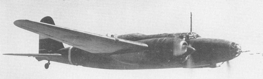 Mitsubishi Ki-21-IIa