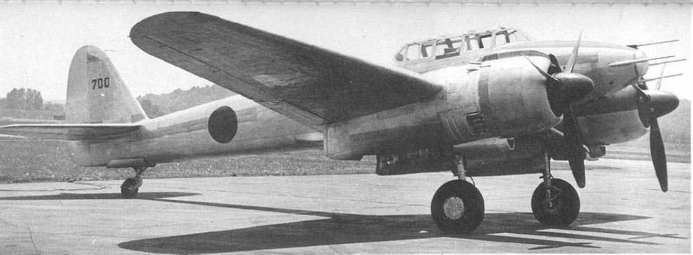 Nakajima J1N1-C