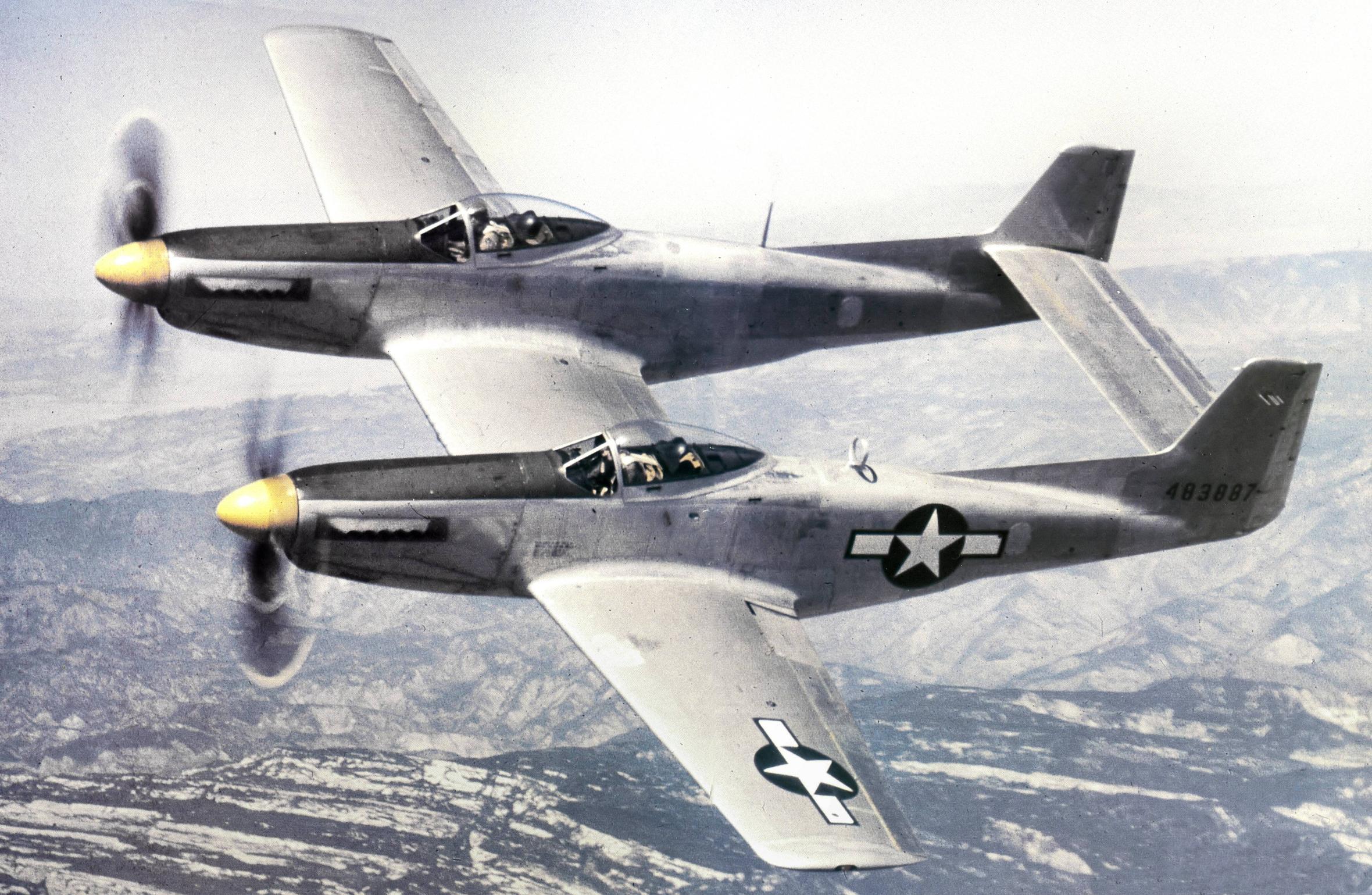 North-American P-82