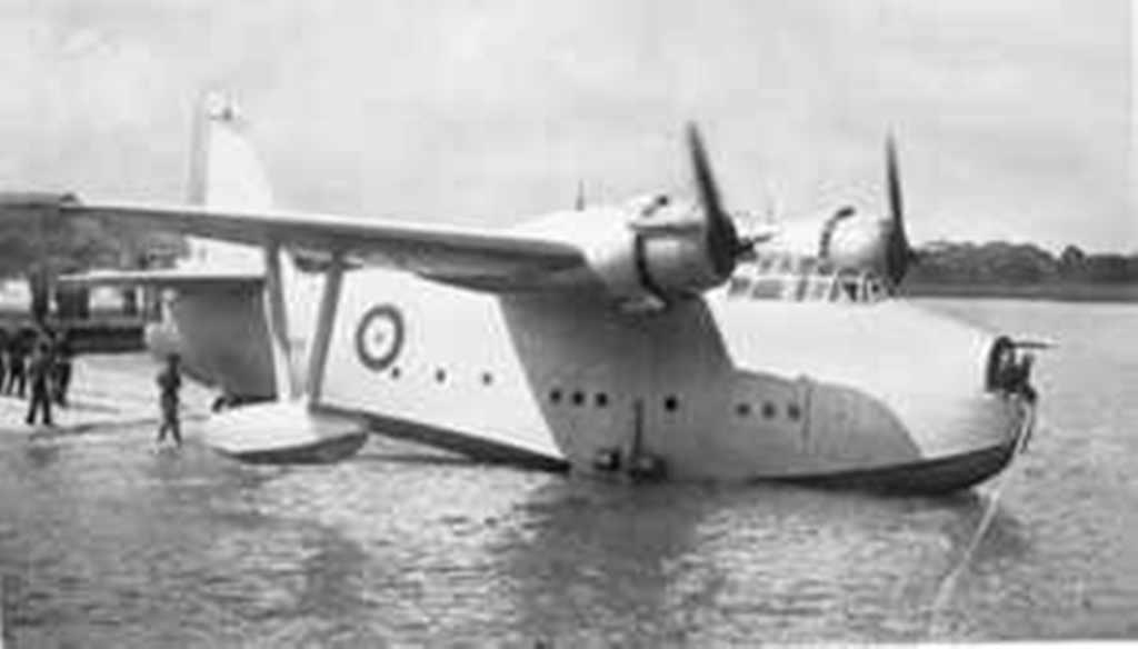 """Saro S.36 """"Lervick"""" Mk.I"""