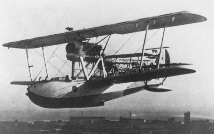 Savoia-Marchetti SM.62