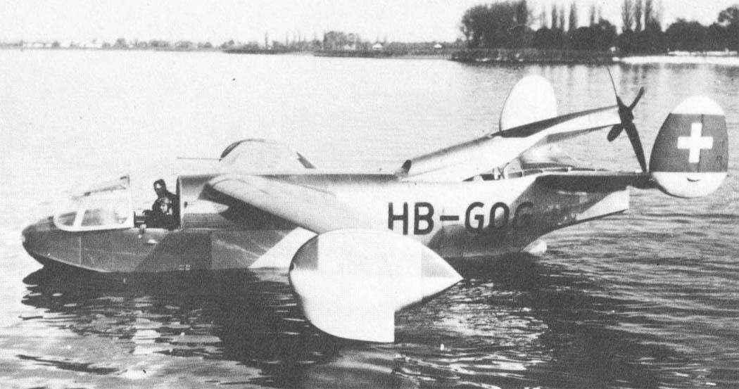 Swiss Dornier Do.212