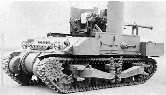 T53 Gun Motor Carriage