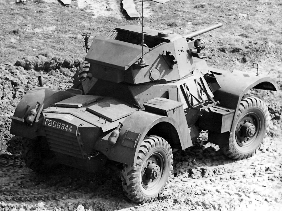 Remington-UMC Armored Car (1916 г.)