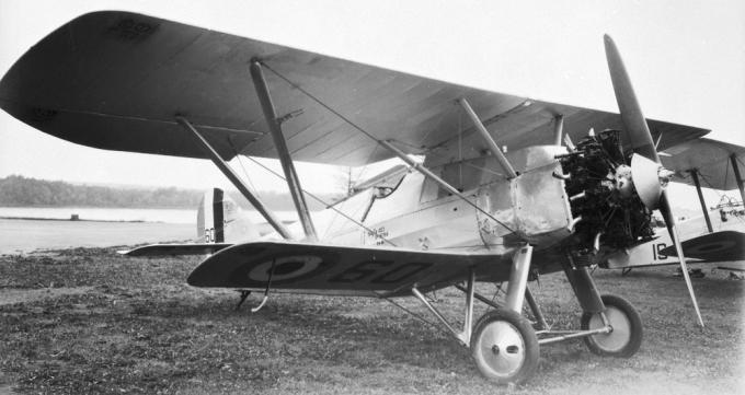 "Armstrong Whitwort ""Siskin"" Mk.III"