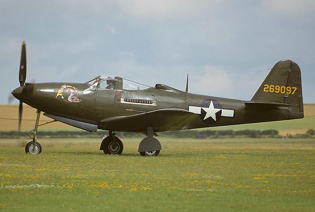 "Bell P-63A ""Kingcobra"