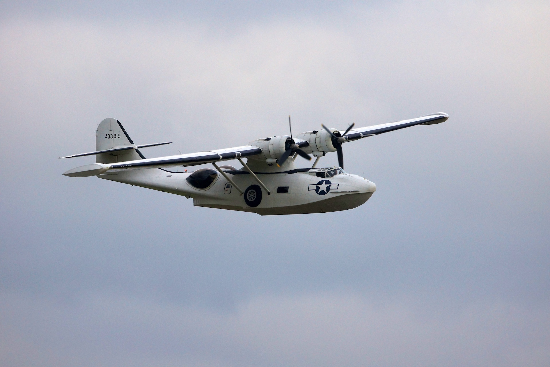 """Consolidated PBY """"Catalina"""