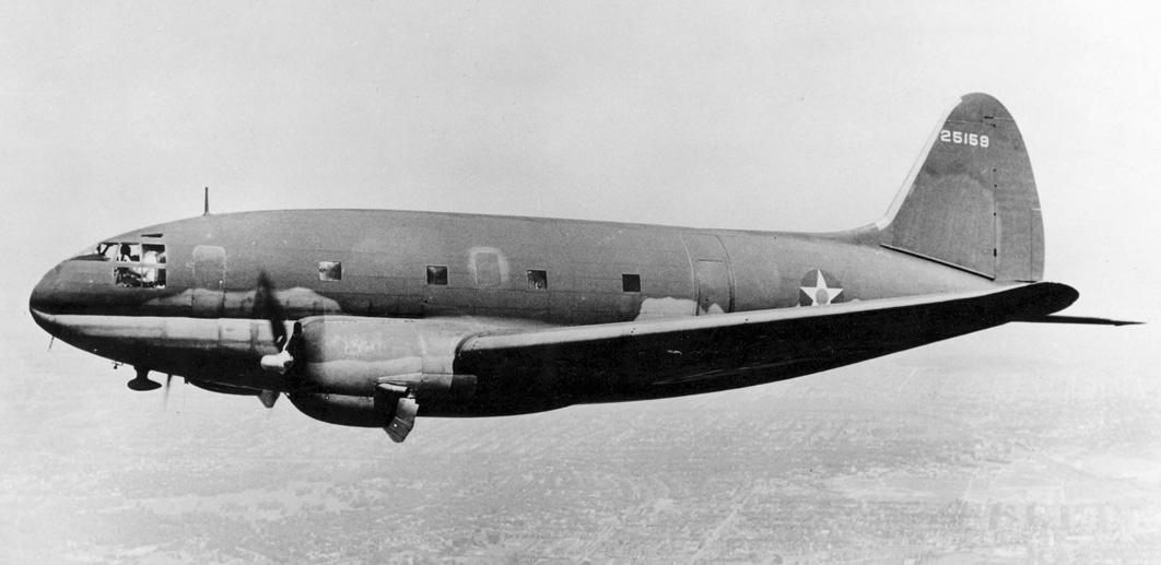 "Curtiss C-46 ""Commando"