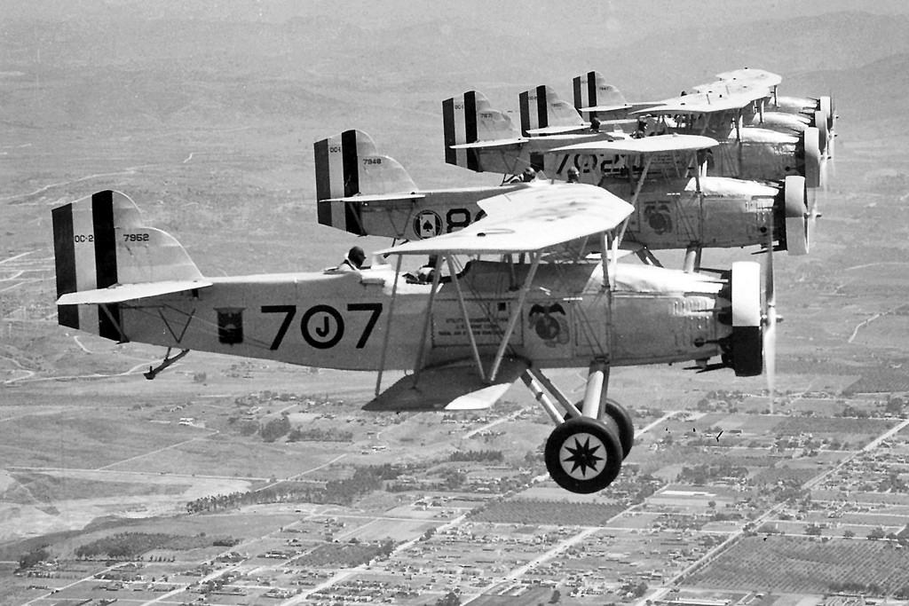 Curtiss O-1F