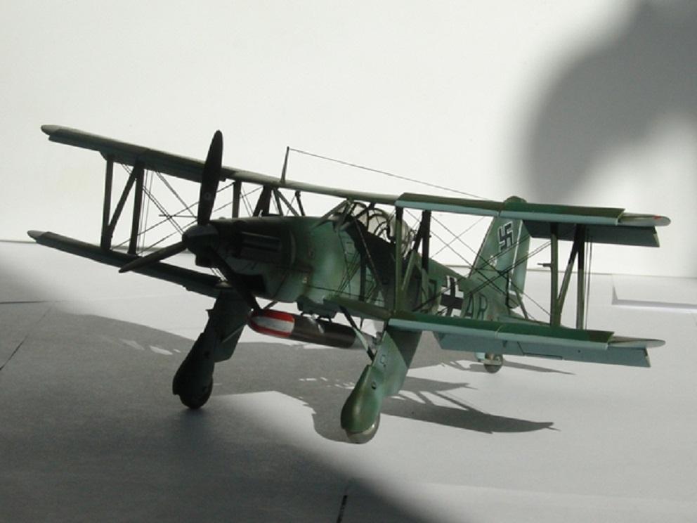 Fieseler Fi-167A-0