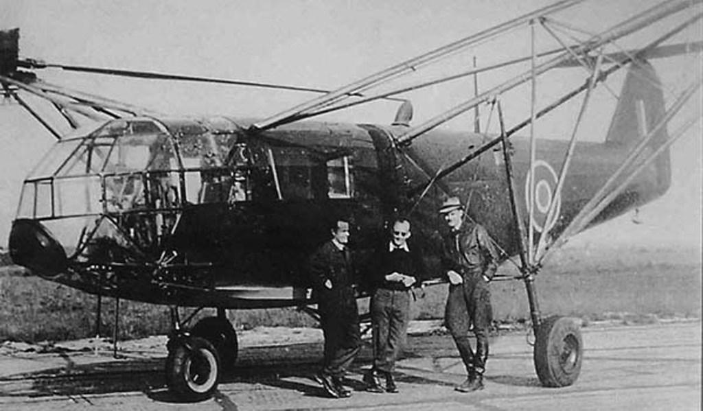 Focke-Achgelis FA-223E