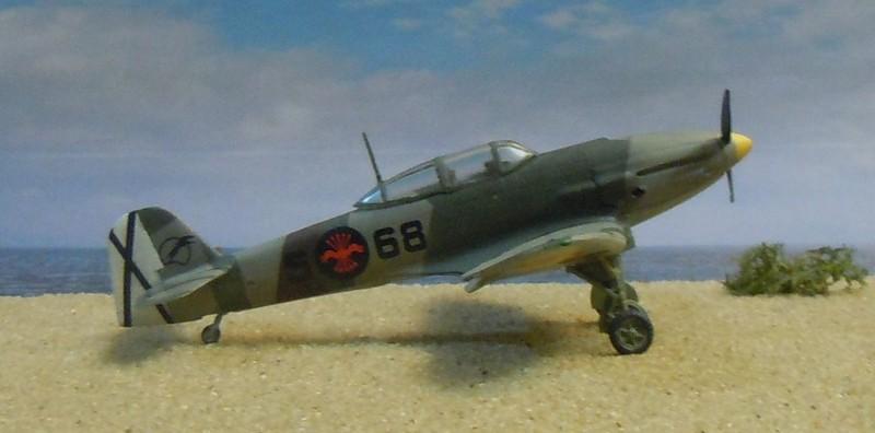 Heinkel He-112B-0