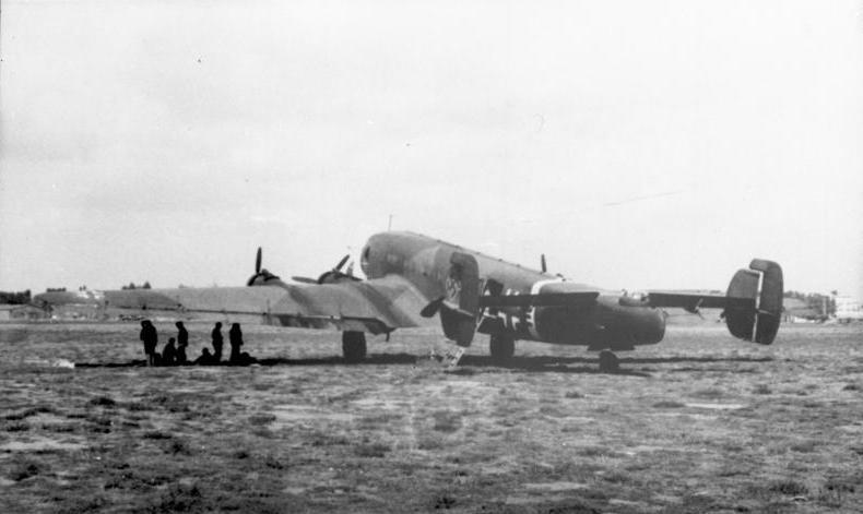 Junkers Ju-89V-1