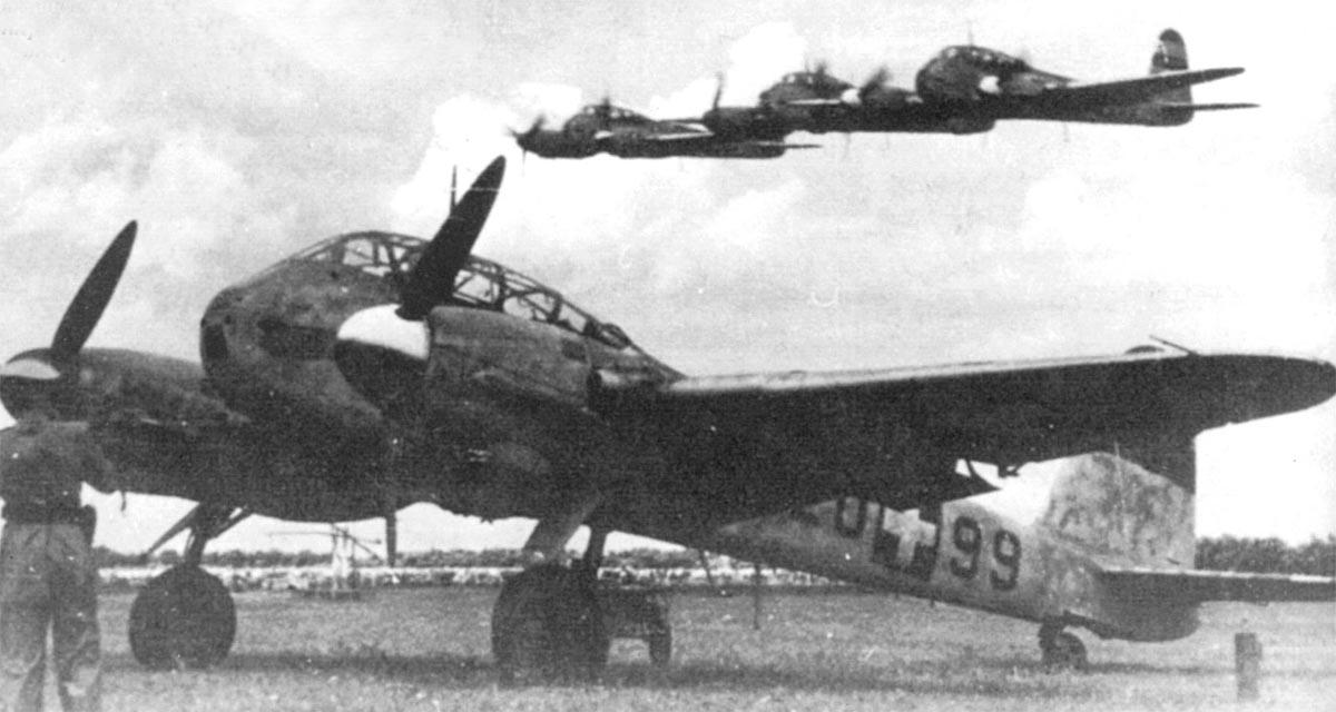 Messerschmitt Me-210C-1