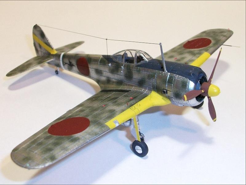 Nakajima Ki-43-IIc