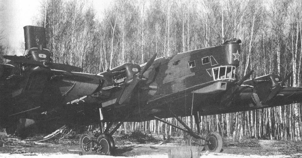 ТБ-3 4М-17Ф