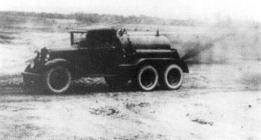 БХМ-800 \ БХМ-1000 Химический бронеавтомобиль