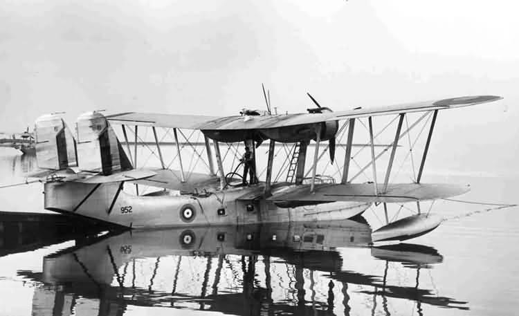 """Supermarine """"Stranraer"""" Mk.I"""