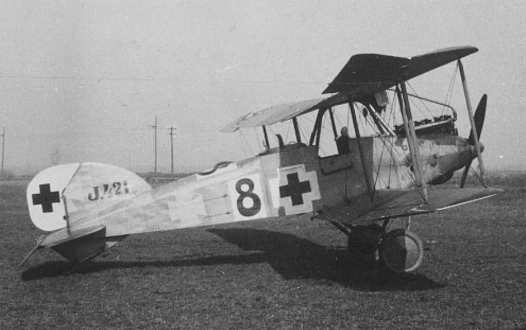 Albatros J.II