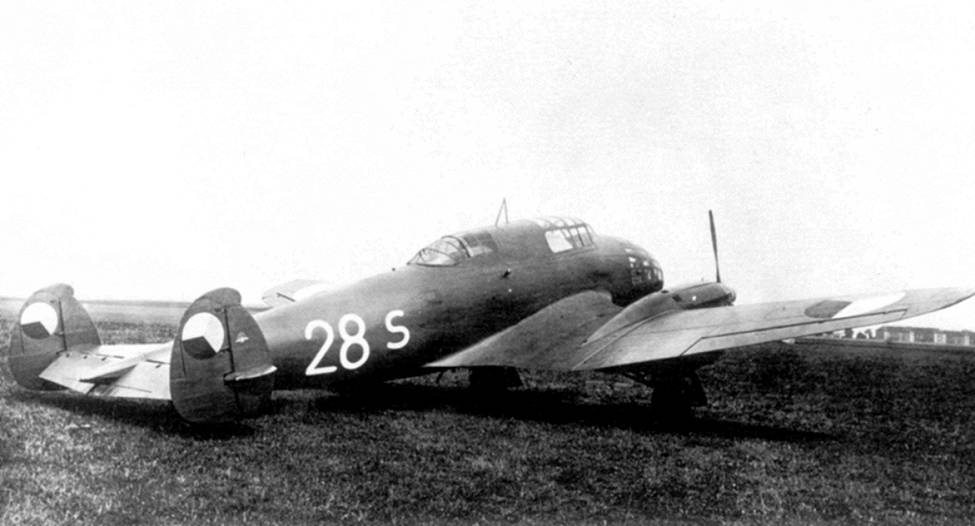 Avia B-158