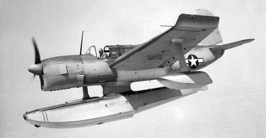 "Curtiss SO3C ""Seamew"