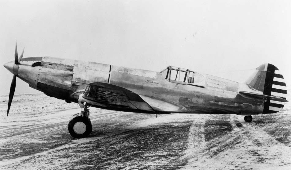 Curtiss-Wright YP-37
