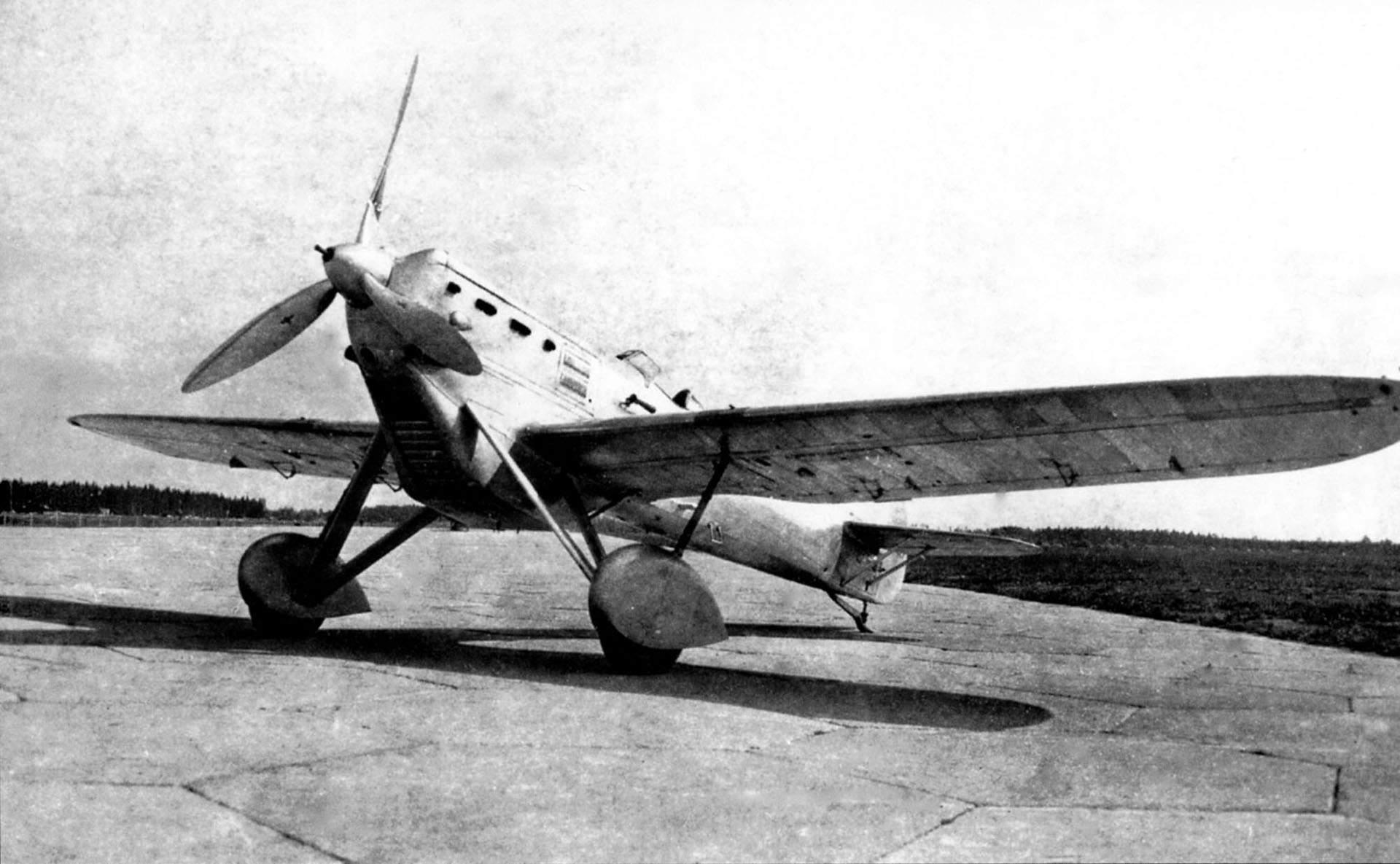 Dewiotine D.510